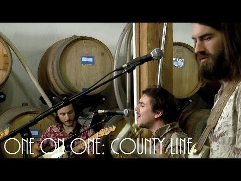 ONE ON ONE: Susto - County Line June 7th, 2016 City Winery New York