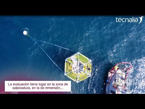 <p>Laboratory for experimenting with materials in a real offshore environment: HarshLab (Spanish)</p>