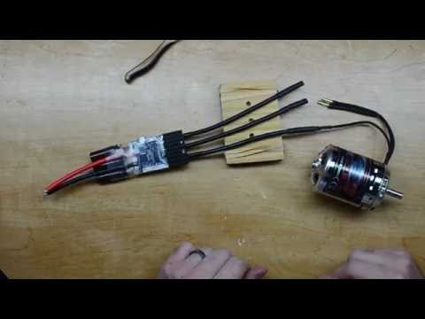 HOW TO: Soldering Bullet Connectors - VESC ESKATE