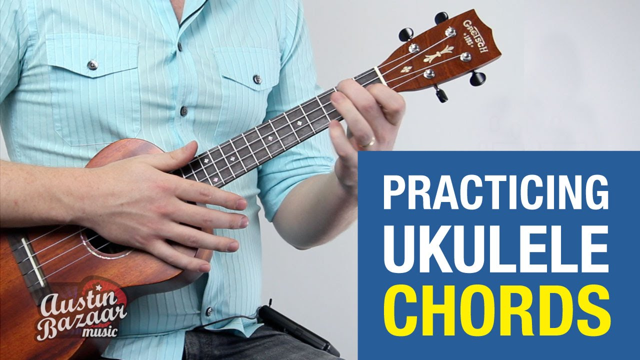 How to play ukulele chords part 2 practicing chords youtube how to play ukulele chords part 2 practicing chords hexwebz Choice Image