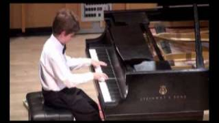 9 Year-old Magnus Plays Chopin
