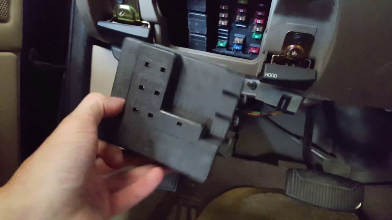 2002 Ford Expedition Eddie Bauer Fuse Box - All Diagram