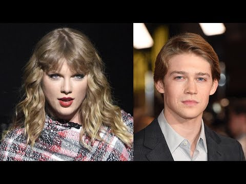 Taylor Swift & BF Joe Alwyn Show MAJOR PDA During Ed Sheeran Performance