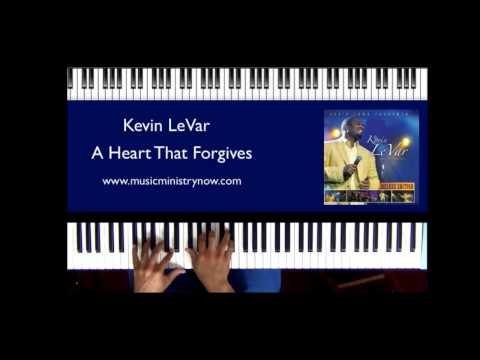 """A Heart That Forgives"" - Kevin LeVar"