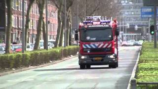 PRIO 1 TS44-1 AL44-1 DHV / A1 AMBU 17-163 LFL02 MEDISCHE NOODSITUATIE Pleinweg Rotterdam