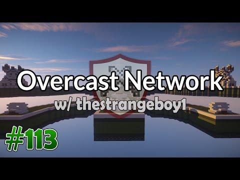 Luigi Plays: Overcast Network w/ thestrangeboy1 - Episode 113