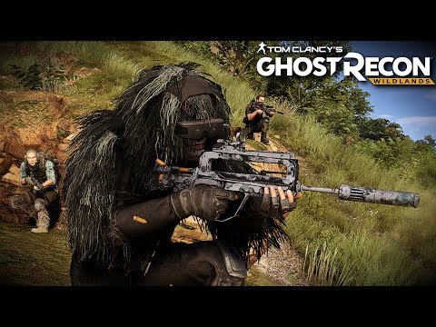 FLIGHT PHYSICS | Ghost Recon: Wildlands #18