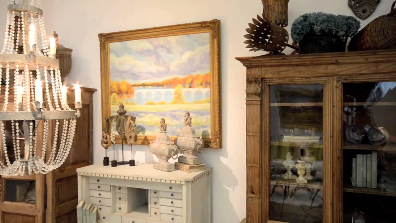 Dallas Interior Designer Showroom