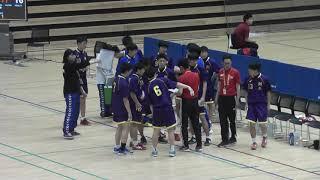 2019年 6月 20日 ハンドボール選手権大会 北海道予選会 後半