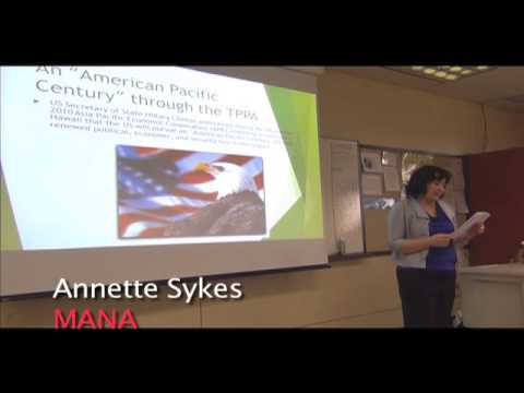 WiPC:E 2014 with Annette Sykes