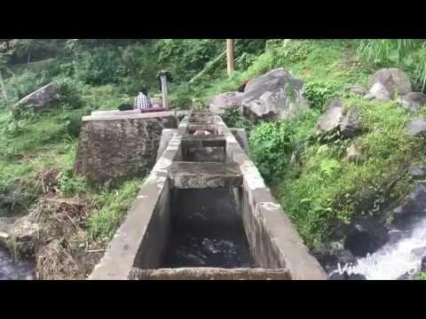 Kali Aik Mencerit Pringgasela Lombok Island Youtube