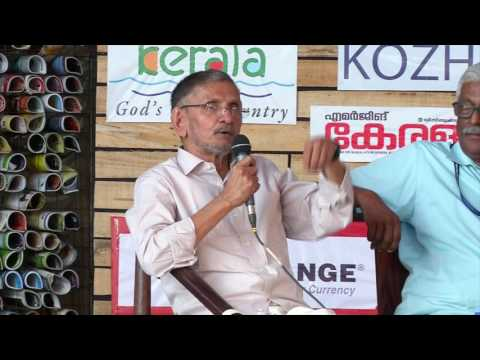Graphic Novels - Discussion at Kerala Literature Festival 2017