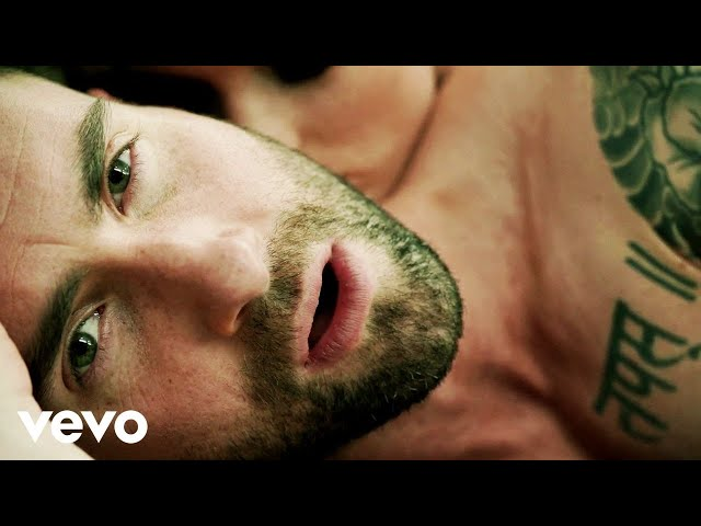 Maroon 5 - Never Gonna Leave This Bed (Official Music Video)