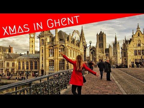 Christmas Market Ghent/Gent 2015   World Wanderista