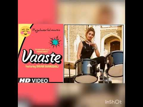vaaste-|-dhvani-bhanushali-|-official-music-|-pagalworld-music