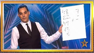 Magician PREDICTS Winning Lottery Numbers | Auditions 5 | Spain's Got Talent 2019