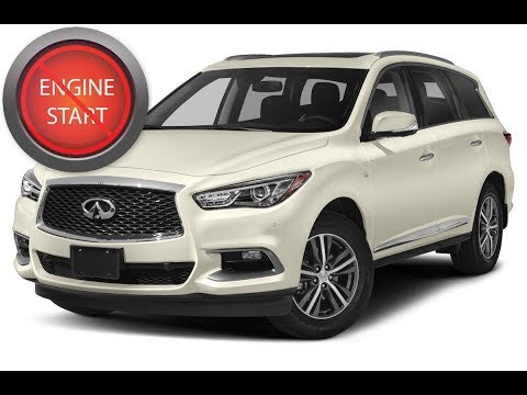 Infiniti QX60 with a dead key? Get in and get started!