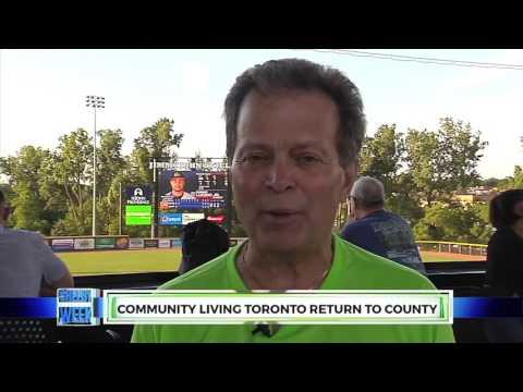 NEWS - Community Living Toronto at Jimmy Johns field- 6.13.2017