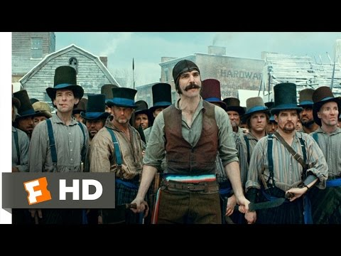Gangs of New York (2/12) Movie CLIP - Crusty Bitches & Rag Tags (2002) HD
