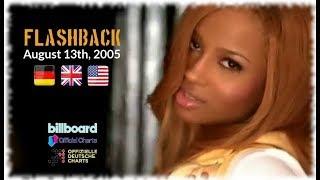 Flashback - August 13th, 2005 (German, UK & US-Charts)