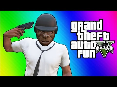 Thumbnail: GTA 5 Online Funny Moments - Bullet Proof Helmet, Trolling Ohm, ATV Fun!