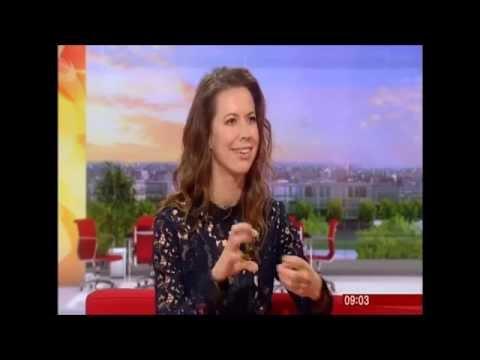 Joy Williams BBC Breakfast 2015