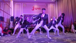 CRISIS DANCE CREW @ J LIVE HIP HOP DANCE COMPETITION 2018