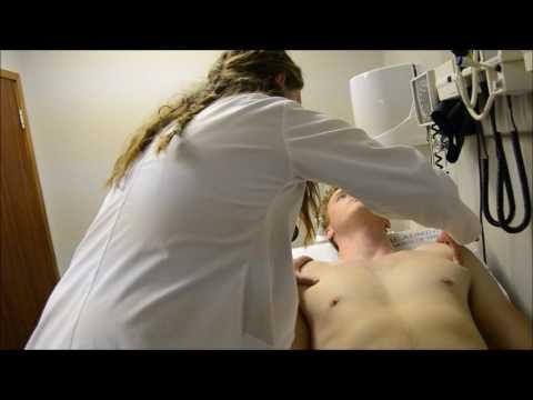 Group H Respiratory Examination