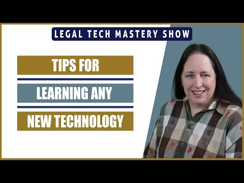 Tips for Learning Any New Technology S02E06
