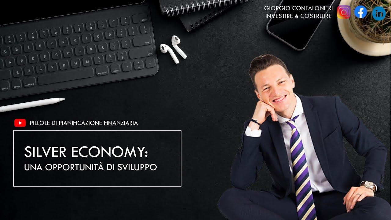 Silver Economy: la nuova era dei consumi e degli investimenti