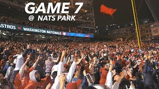 WASHINGTON NATIONALS WIN THE WORLD SERIES
