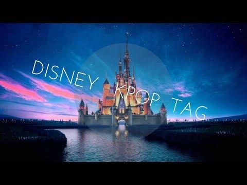 Disney KPOP Tag