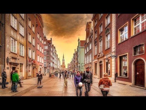 Dluga Street - Gdansk, Poland