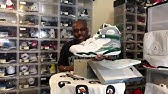 buy popular 09a46 4ea3d DRAKE DITCHES THE AIR JORDAN S TO WEAR NIKE AIR MONARCH  DAD SHOES ...