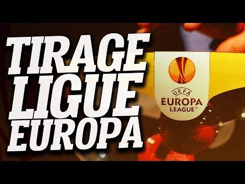 🔴 direct / live : tirage europa league - ligue europa
