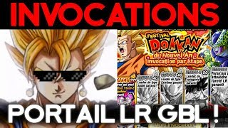 INVOCATIONS DOKKAN NOUVEL AN GBL - LR Garanti !
