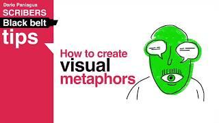 Görsel Metaforlar oluşturma