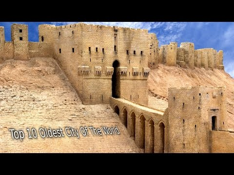 Top 10 Oldest City Of The World