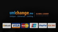 REVIEW UNICHANGE.ME! EXCHANGE AND BITCOIN CARD.