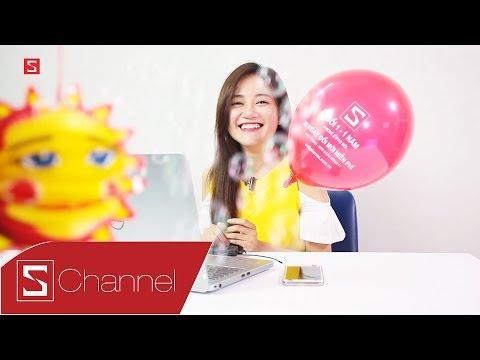 """Schannel - #Blogtamsu cùng Hải Yến: Chia sẻ về """"Phi công trẻ"""",  Bình luận về CN cực Pro"""