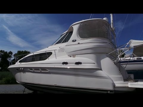 2004 sea ray 390 motor yacht for sale dominion yachts for Sea ray motor yacht for sale