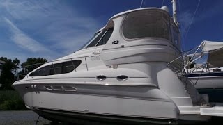 2004 Sea Ray 390 Motor Yacht For Sale - Dominion Yachts