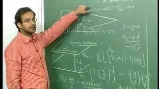 Mod-01 Lec-34 Integral method for thermal entry length problem