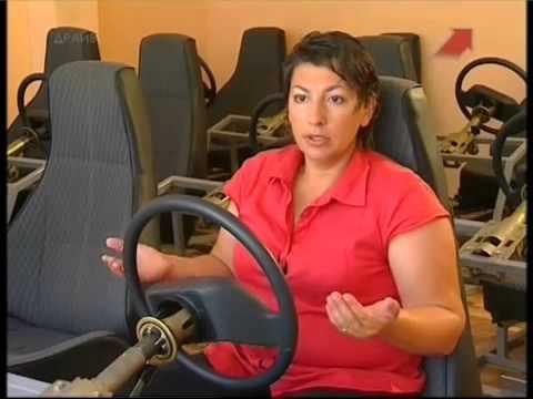 Уроки видео вождения для женщин