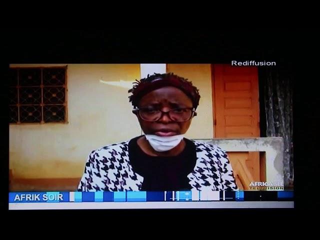 Extrait journal Africable télévision