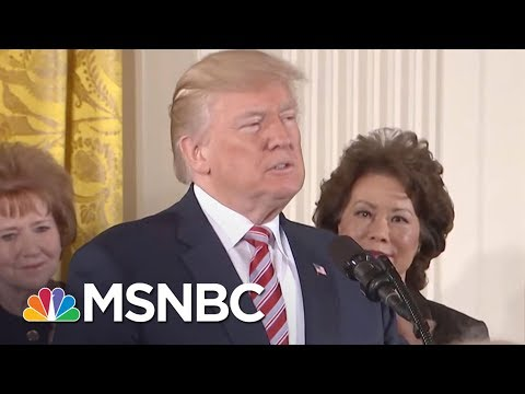 President Donald Trump Already Has A Big Problem With Infrastructure Plan | All In | MSNBC