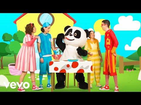 Panda e Os Caricas - Sopa De Letras