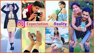 7 Photography HACKS To Make Your INSTAGRAM Go VIRAL | Expectation vs Reality | Anaysa