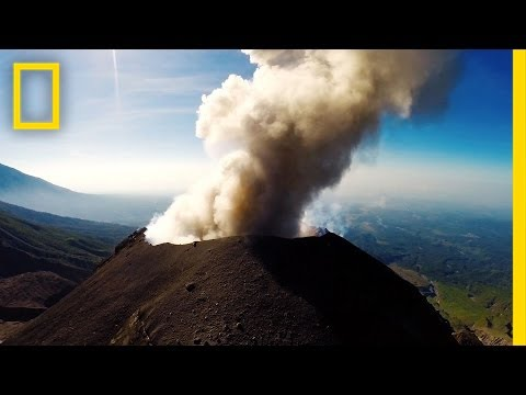 Life on the Rim: Working as a Volcanologist | Short Film Showcase