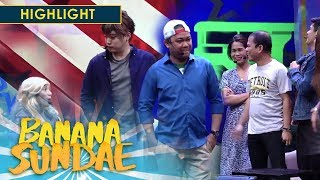 US vs Pinoy | Banana Sundae
